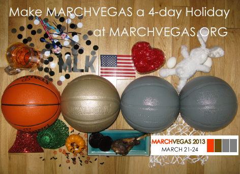 MARCHVEGAS 4-day Holiday