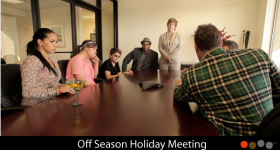 Off Season Holiday Meeting - MARCHVEGAS