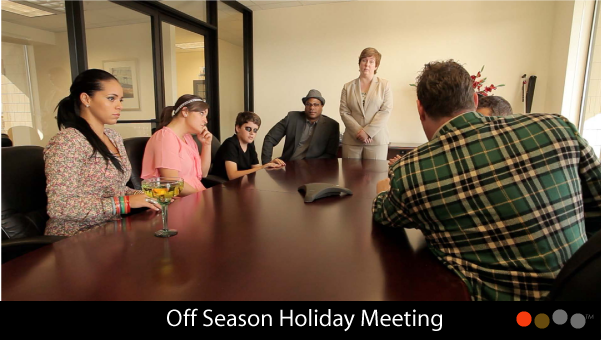 Off Season Holiday Meeting - MARCHVEGAS